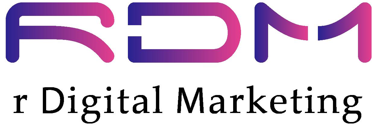 r Digital Marketing Logo